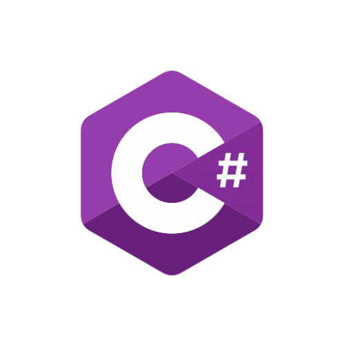 C# (C sharp) logo