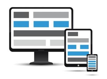Responsive webdesign op verschillende apparaten