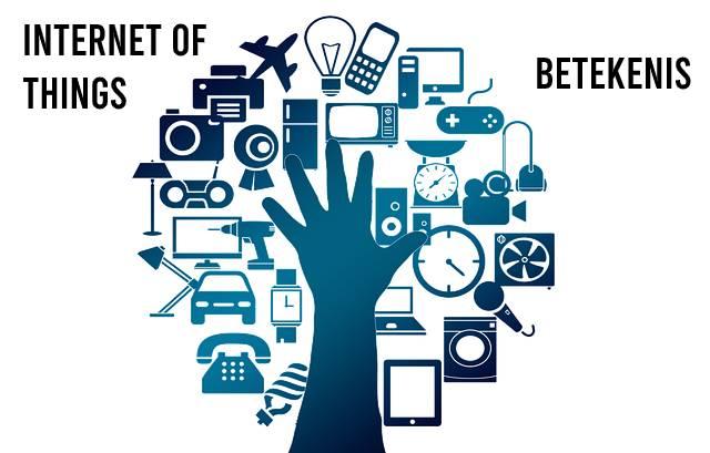 Internet of Things betekenis