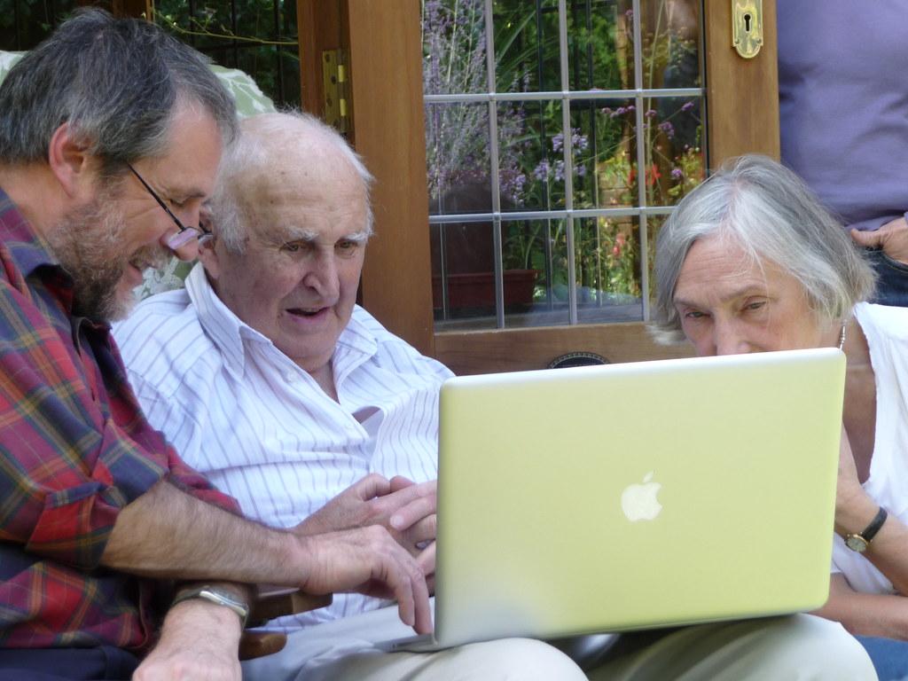 Omscholen ICT op latere leeftijd