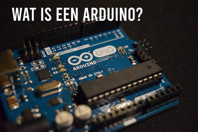 Wat is een Arduino? Arduino Uno op plaatje