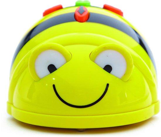 De voorkant van een Bee-Bot