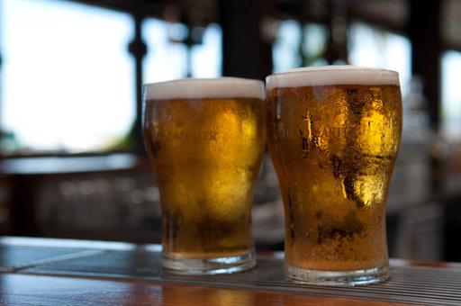 twee glazen bier, Big Data voorbeelden