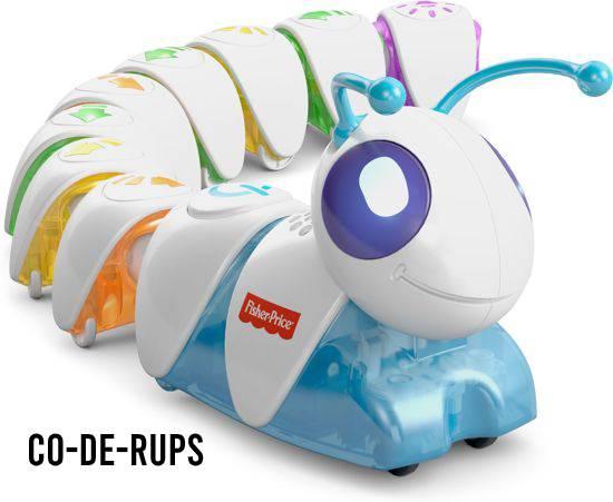 Co-de-Rups speelgoed kinderen