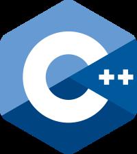 C++ (C plusplus) logo