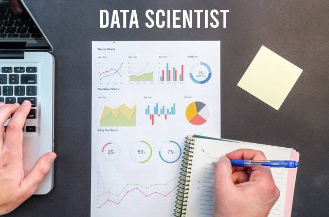 Data scientist hoofdafbeelding