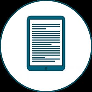 E-book icoontje Snelcursus Leren Programmeren