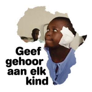 Geef gehoor aan slechthorende en dove kinderen in Afrika