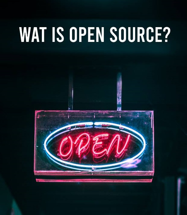 Wat is open source?