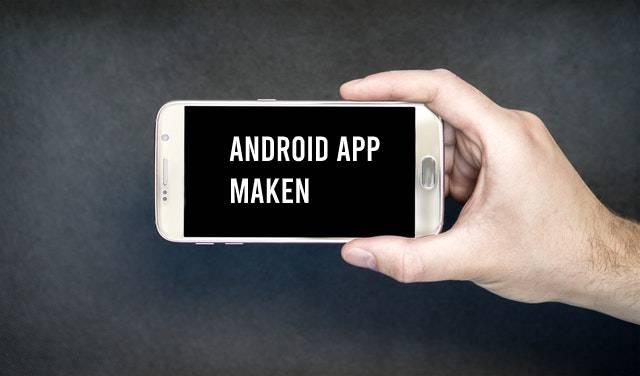 Android app maken, hoofdafbeelding