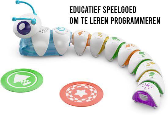 Educatief speelgoed om te leren programmeren