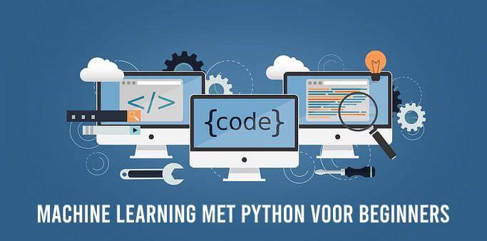 Machine Learning met Python voor beginners, hoofdafbeelding