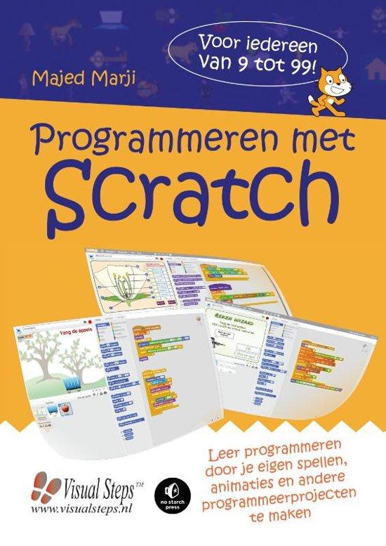 Programmeren met Scratch boek