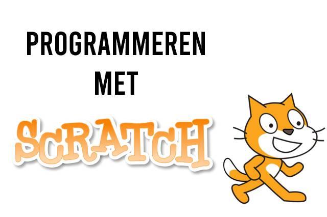 Programmeren met Scratch + kat