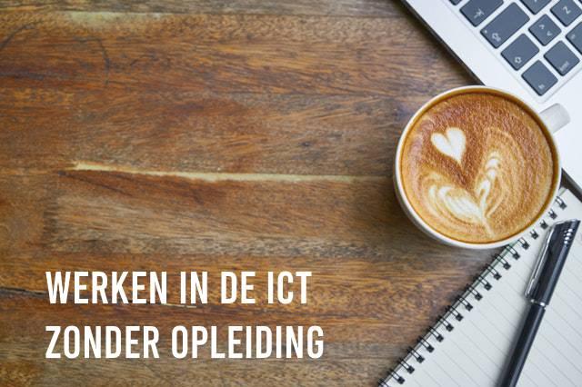 Werken in de ICT zonder opleiding, hoofdafbeelding