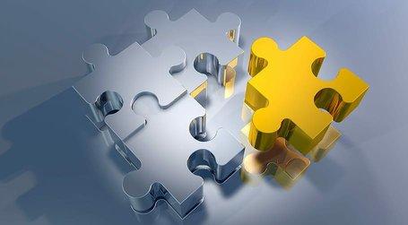 Passend puzzelstuk