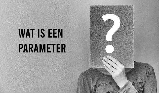 Wat is een parameter? Hoofdafbeelding