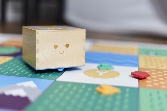 Cubetto houten robotje