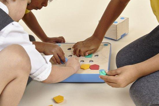 Cubetto kinderen spelen
