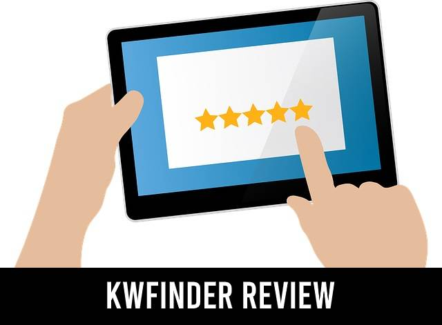 KWFinder review Mangools
