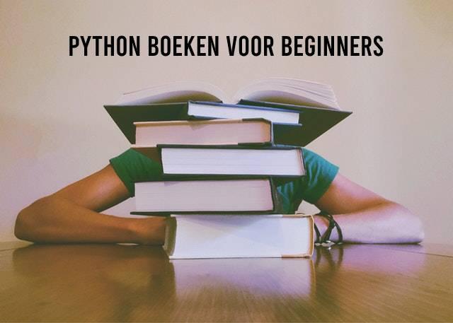 Python boeken voor beginners