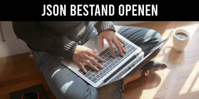JSON bestand openen