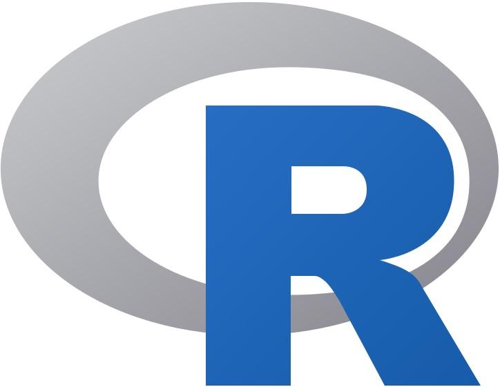 Programmeertaal R logo