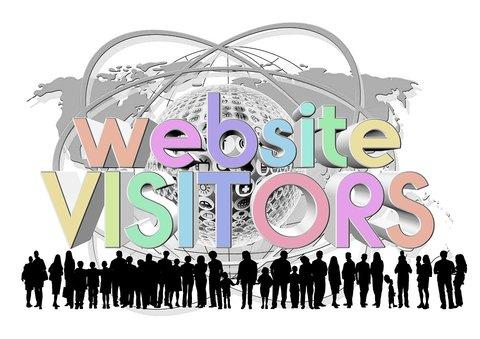 Websitebezoekers