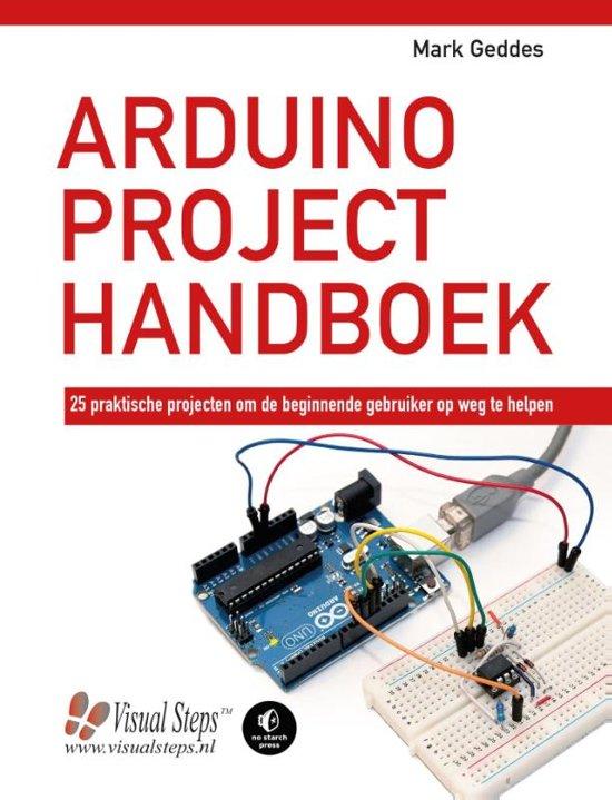 Arduino project handboek boek