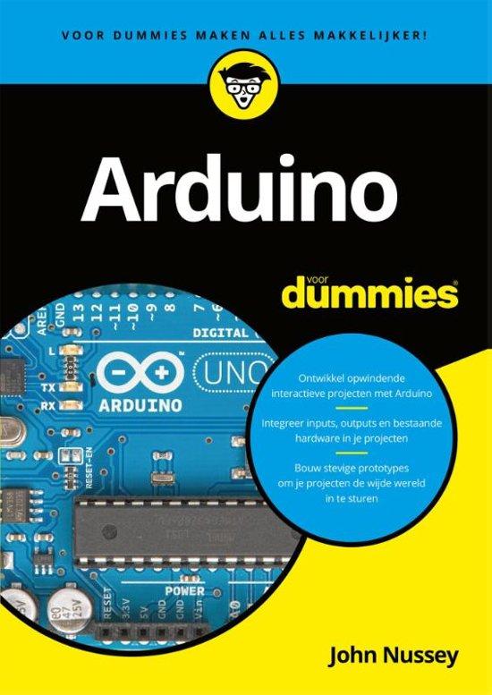 Arduino voor dummies boek