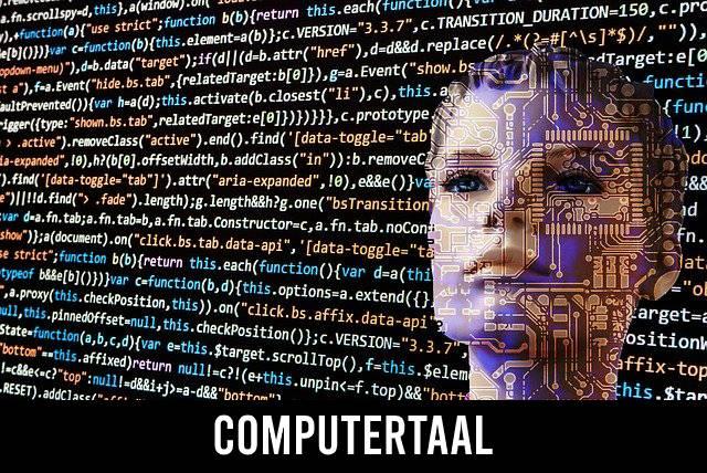 Computertaal