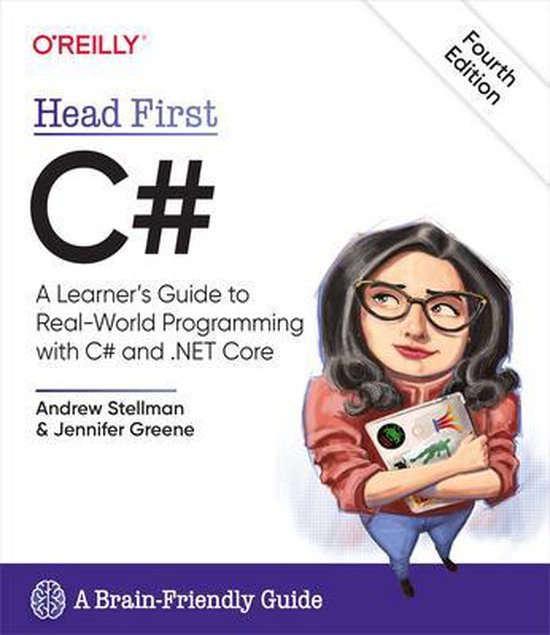 Head First C# (Andrew Stellman & Jennifer Greene) boek