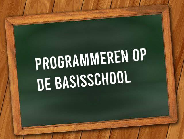 Programmeren op de basisschool