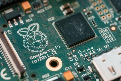 Raspberry Pi ingezoomd