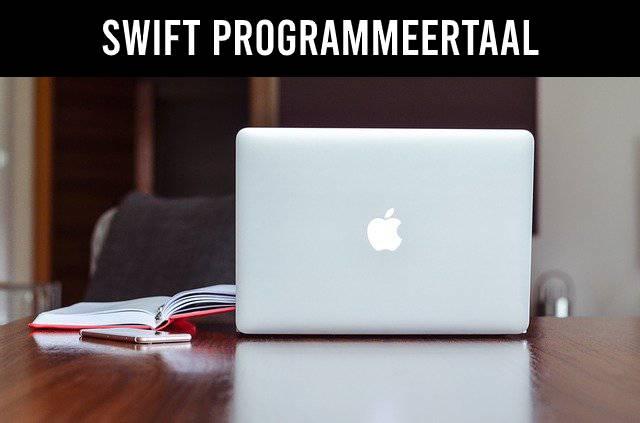Swift programmeertaal (Swift programming language)