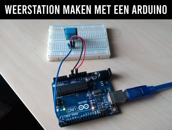 Weerstation maken met een Arduino
