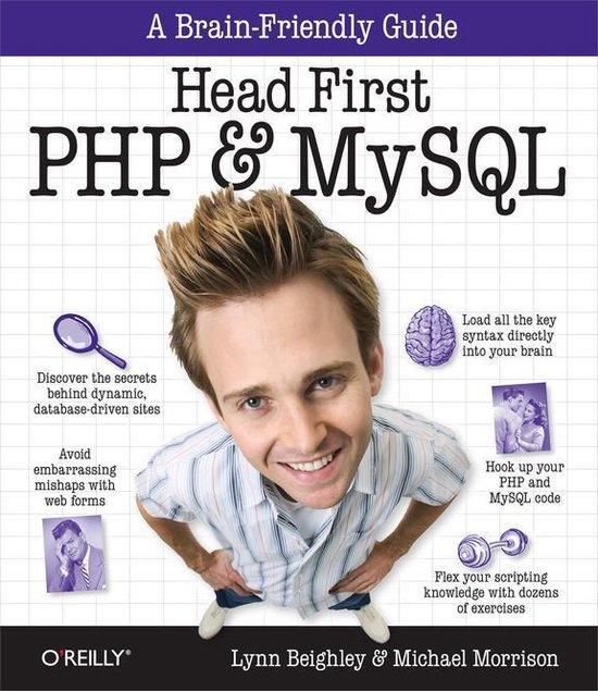 Head First PHP & MySQL boek