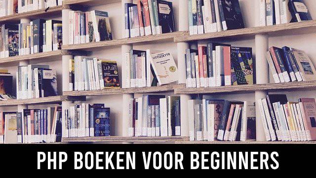 PHP boeken voor beginners