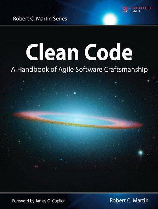 Clean Code (Robert C. Martin / Uncle Bob) boek