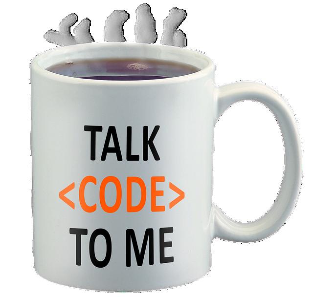 Talk code to me beker