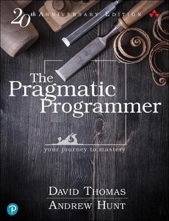 The Pragmatic Programmer 20th Anniversary Edition boek