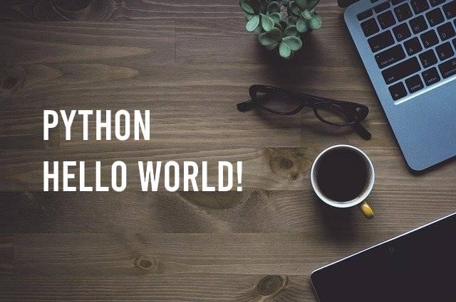 Python Hello World!