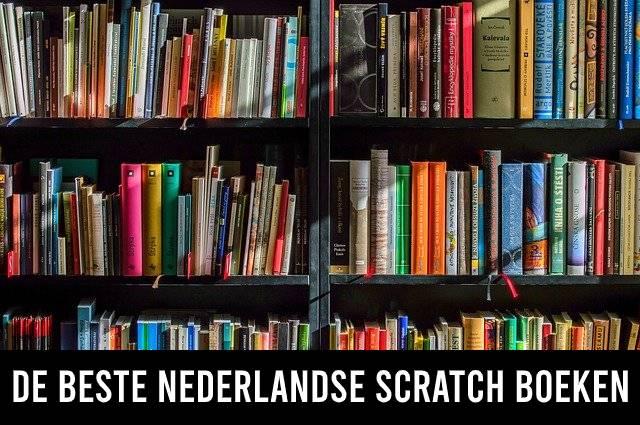 De beste Nederlandse Scratch boeken
