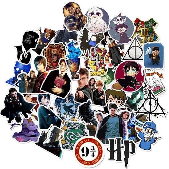 Harry Potter laptopstickers