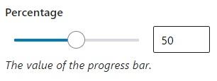Percentage skills staaf Neve Freelancer WordPress
