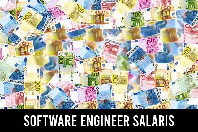 Software engineer salaris