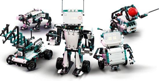 LEGO MINDSTORMS Robot Uitvinder 51515 robots voorbeelden