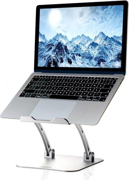 Laptopstandaard voorbeeld